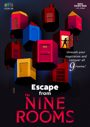 Escape from The NINE ROOMS