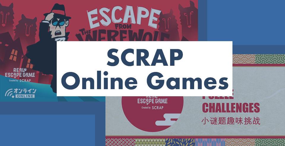 SCRAP Online Games